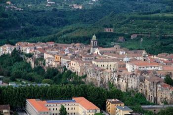 Sant'Agata dei Goti foto Peppe Del Rossi