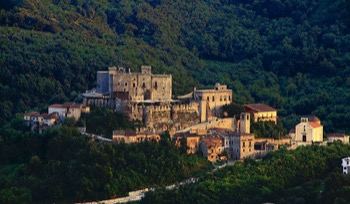 Castello di Limatola foto Peppe Del Rossi