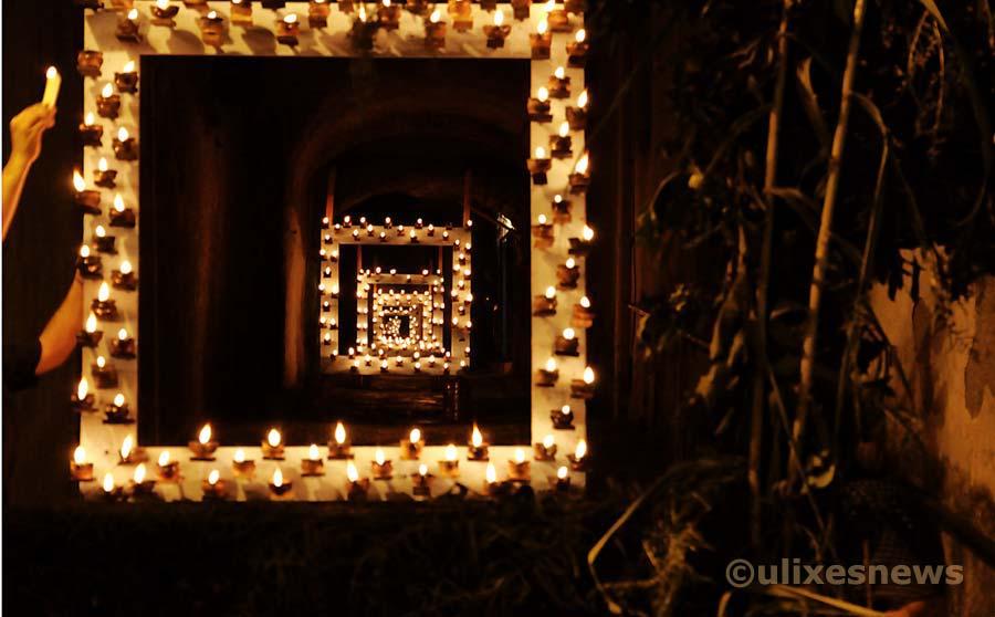 La festa delle lucerne magia e mistero al borgo for Bianco arredamenti somma vesuviana