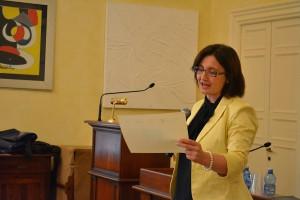 Tonia Losco, presidente dell'associazione